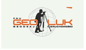 Geoluk – Geodezeja, Geodeta – Zator, Kraków, Wadowice, Andrychów Logo